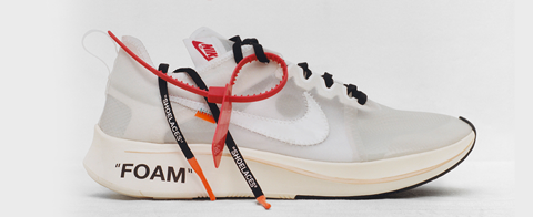 buy popular fashion style large discount The Ten : Nike Zoom Fly x Virgil Abloh | Nike