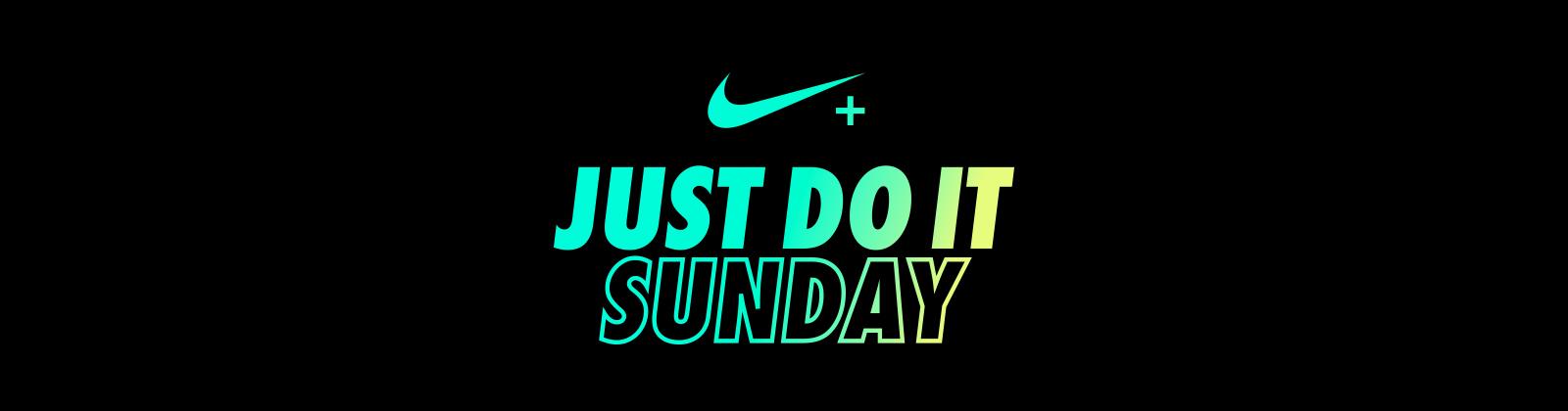 302436db2f JUST DO IT SUNDAY | Nike