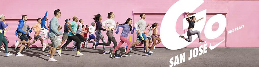 Go San José Nike