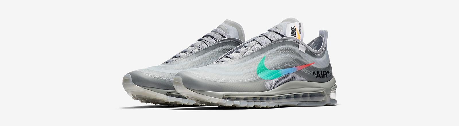 NIKE AIR MAX 97 OG x OFF WHITE | Nike