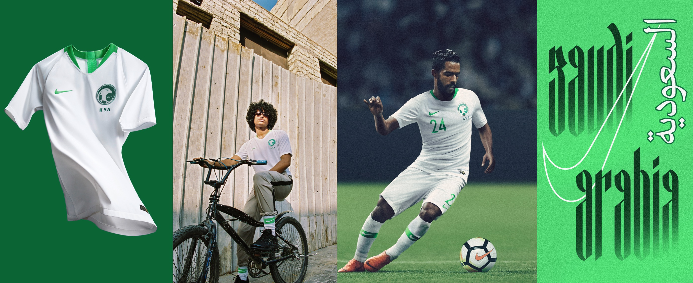 new products 793a0 e3d3a SAUDI NATIONAL TEAM COLLECTION | Nike
