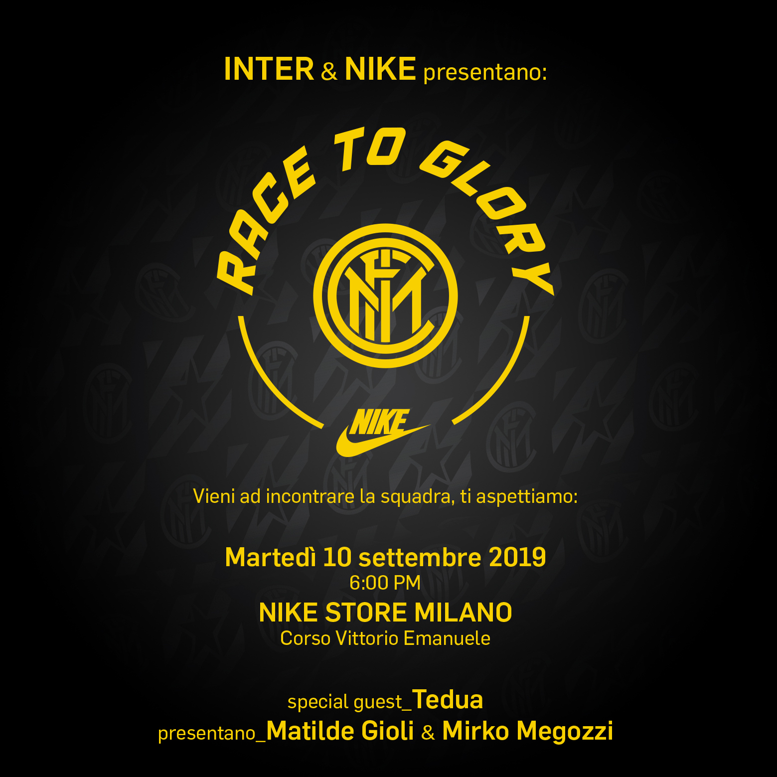 RACE TO GLORY | Nike