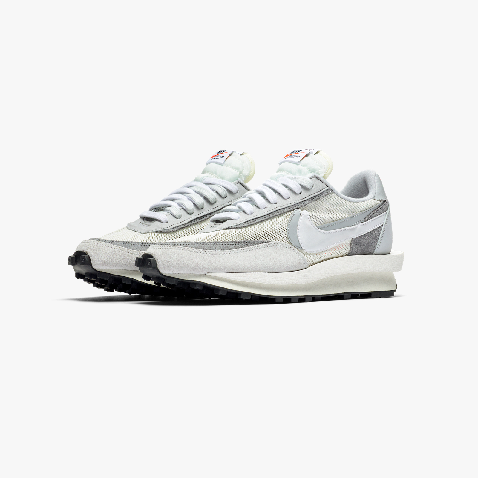 top brands new lifestyle good out x SACAI X NIKE LDWAFFLE SUMMIT WHITE | Nike