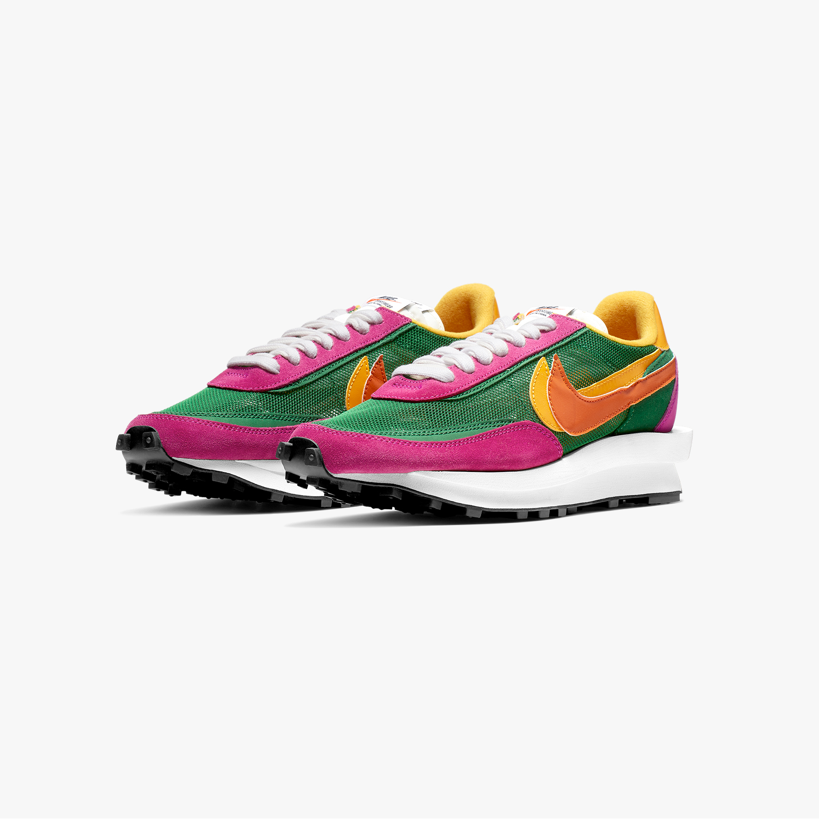 SACAI X NIKE LDWAFFLE PINE GREEN   Nike