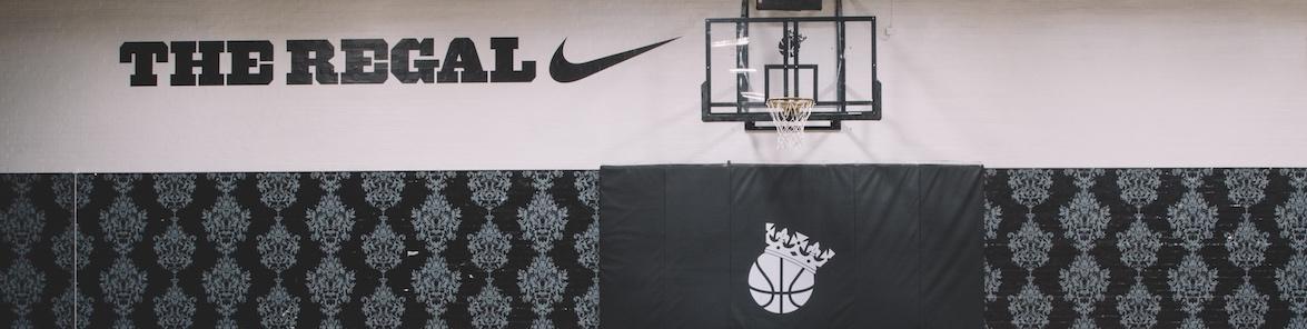 50-70% di sconto fabbrica gamma completa di specifiche Nike Basketball x The Regal | Nike